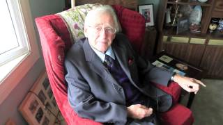 Reverend Francis Chisholm remembers the Dieppe Raid