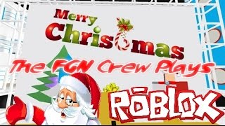 The FGN Crew Plays: Roblox - Hole in the Wall (PC)