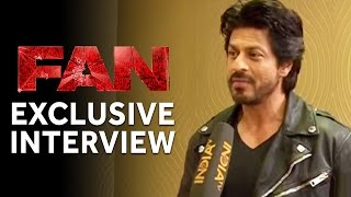 FAN Movie: Shahrukh Khan aka SRK Exclusive Interview