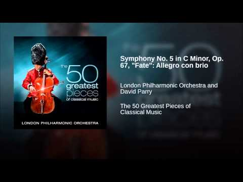Symphony No. 5 in C Minor, Op. 67,