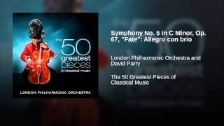 "Symphony No. 5 in C Minor, Op. 67, ""Fate"": Allegro con brio"