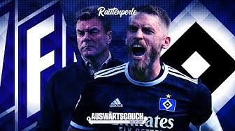 RE-LIVE: #OSNHSV mit Ex-HSV-Spieler Stefan Schnoor | Auswärtscouch | 15. Spieltag