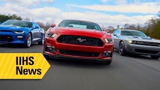 شاهد: سيارات أمريكية قوية تحقق نتائج سيئة في اختبارات السلامة