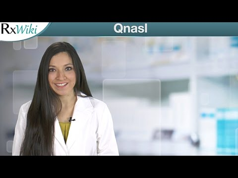 Qnasl a Prescription Medication Used to Treat Symptoms of Allergies – Overview