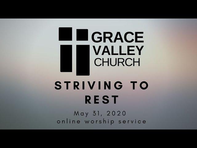 May 31, 2020 GVC Service