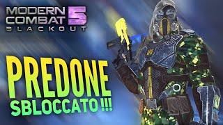 Ed eccoci pronti con la nuova classe Predone su Modern Combat 5. Do...