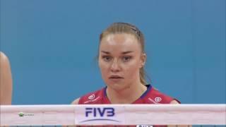 Волейбол  Гран при  Жен  Бразилия Р…