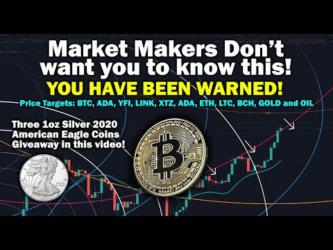 Bitcoin Bull Run Or BTC Crash? How This Will Playout! Price Targets: Link, YFI, ADA, ETH, LTC \u0026 TA