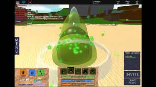 Roblox Elemental battle ground New ELEMENT [ACID]