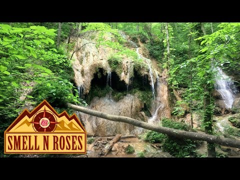 Falls Ridge Preserve: Waterfalls and Caves near Blacksburg, Virginia