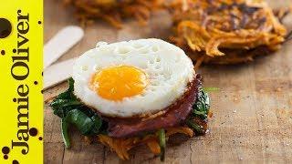 Breakfast Bacon Stacks | Dan Churchill