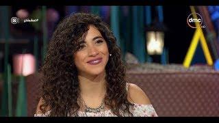 تعشبشاي - إنجي أبو السعود: بيتعرض عليا أدوار كتير .. وغادة : أنا قاعدالك على غلطة