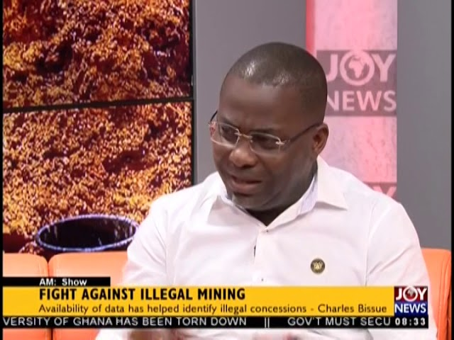 Fight Against Illegal Mining - AM Show on JoyNews (13-12-18)