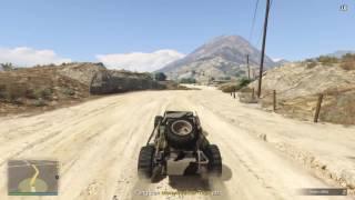 GTA 5 GUNRUNNING DLC Mobile Operation 1 (Unwetterwarnung)