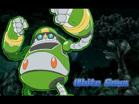Sonic Riders: White Cave