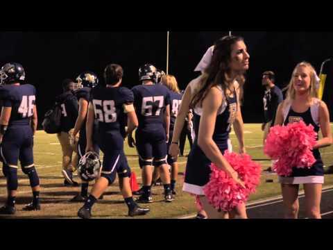 River Ridge High School Football Senior Night 2015