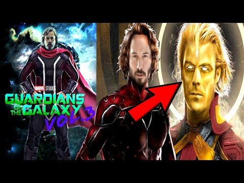 ZAC EFRON CAST AS ADAM WARLOCK NOT KEANU REEVES!? NEW DETAILS FOR GUARDIANS OF THE GALAXY VOLUME 3