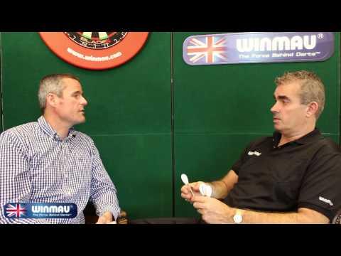 Steve Beaton Talks Darts and How to Throw