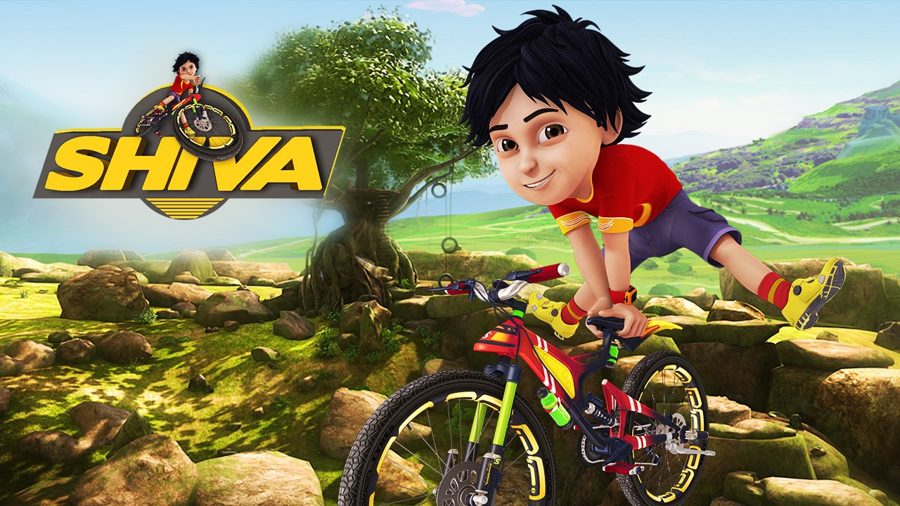 Voot Kids - Shiva - Promo - YouTube