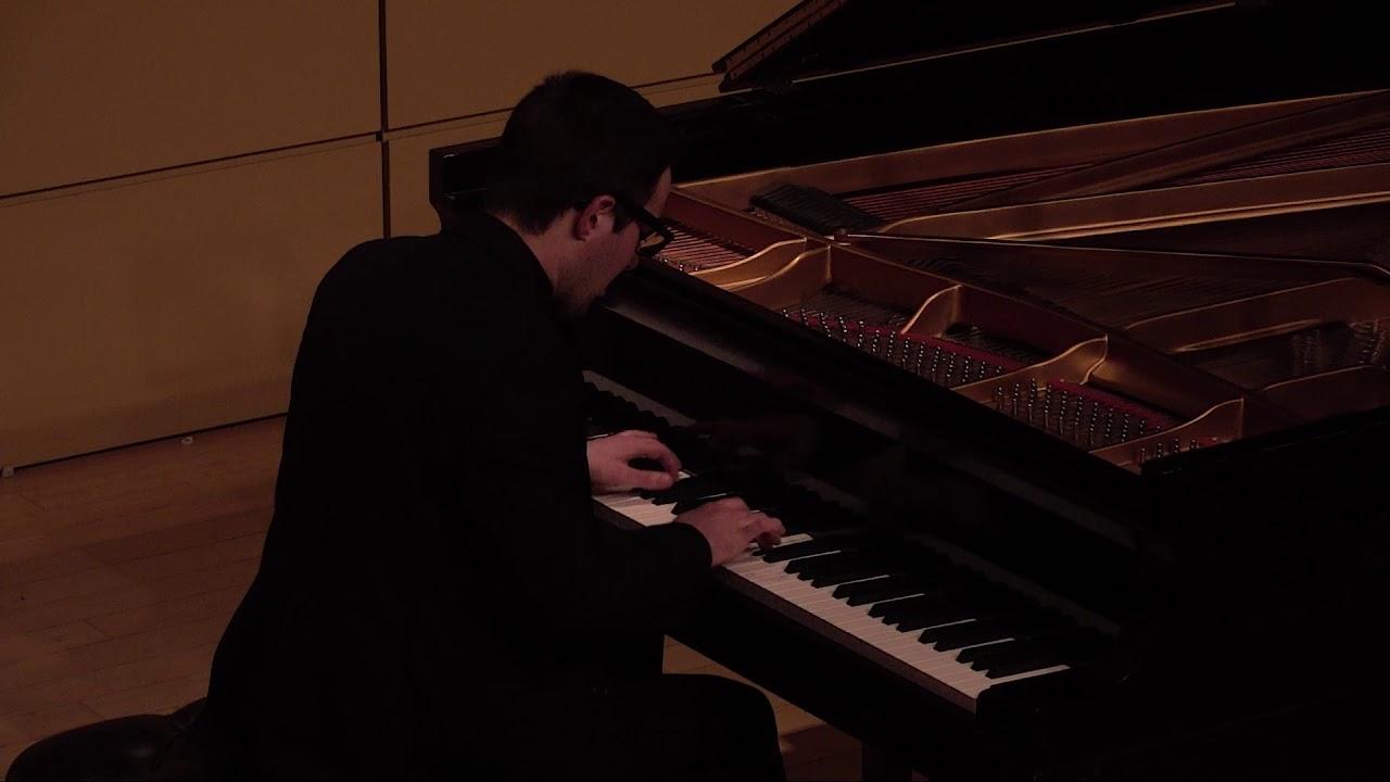 James Anemone - Schubert: Piano Sonata No. 21 in B-flat Major, D. 960