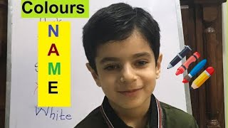 Colours Name For Kids Video Download