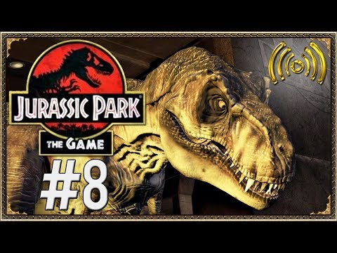 Live LP | Jurassic Park: The Game | #8 - Freundliche Dinos