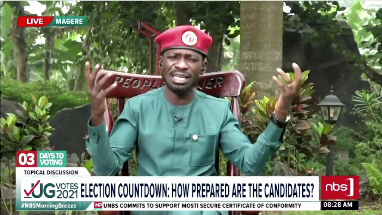 Election Count Down: How Prepared are the Candidates? NBS Topical Discussion