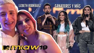 AS VIV LOS MTV MIAW 2019 GANADORES, GORDO FAN Y MS - NO RULES