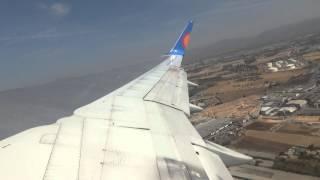 Jet2.com 757 G-LSAK takeoff Palma de Mallorca LEPA