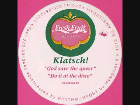 Fresh Fruit Records - Klatsch! - Do it at the disco