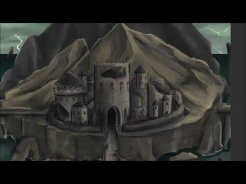 Isle of the Ancients [Speedpaint]