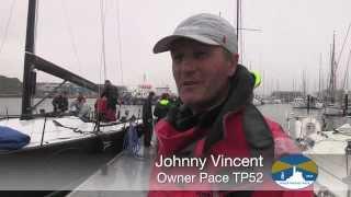 Rolex Fastnet Race 2013 - TP52  Pace