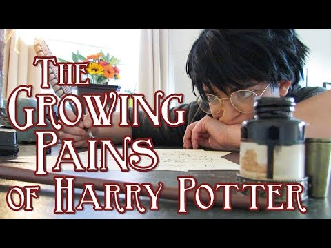 """The Growing Pains of Harry Potter: Chapter One - """"New Horizons"""""""