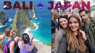 Japan and Bali Travels with Suz and Friends | Southeast Asia