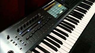 Modern Talking - Diamonds never made a lady - Instrumental on Korg Kronos