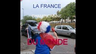 LA FETE A CHAUMONT! LA FRANCE CHAMPIONNE DU MONDE !