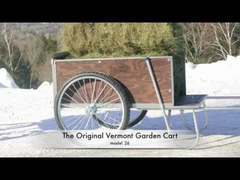 Superior Carts Vermont   Model 26 Cart HQ   YouTube