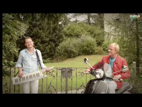 Mario & Christoph - Auf meiner Vespa (offiziellles Video)
