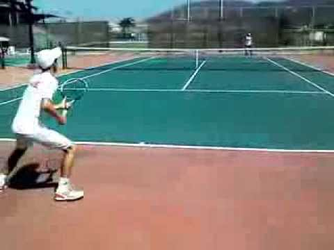 how to build consistency in tennis