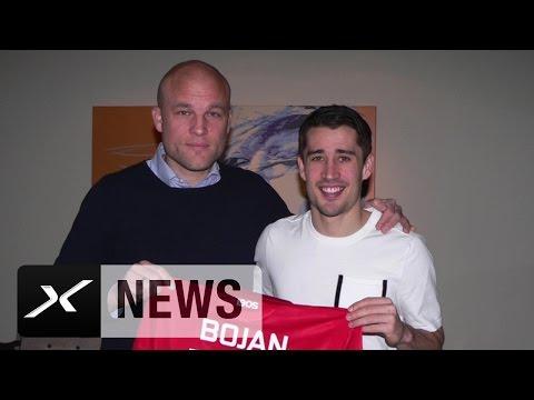 Transfer-Hammer! 1.FSV Mainz 05 leiht Bojan Krkic aus | 1.FSV Mainz 05 | Bundesliga