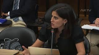 26-06-2018 | Audição do Ministro da Defesa Nacional Azeredo Lopes | Lara Martinho