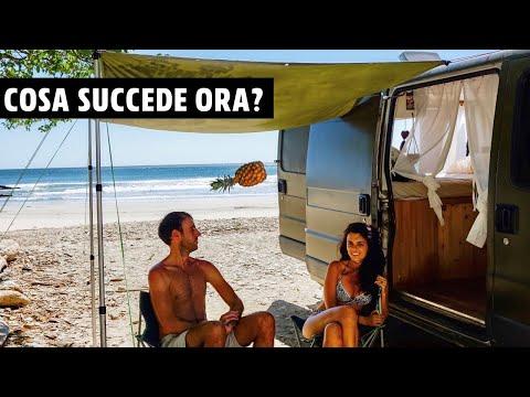 Cosa succede al nostro viaggio in van sulla Panamericana?🌎   Vanlife dall'Alaska all'Argentina