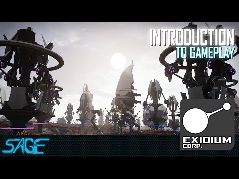 Exidium Corp, The Last Frontier (Introduction to gameplay)