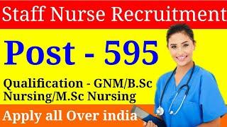 AIIMS Mangalagiri Nursing Officer Vacancy  Sister Grade 2nd Vacancy