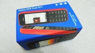 Nokia 208 Dual SIM - Unboxing