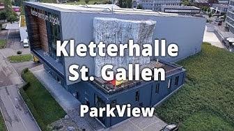 Die Kletterhalle St. Gallen, SG / Schweiz (#ParkView Tour 152)