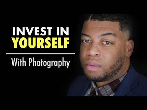 Investing In Yourself - Building Your Brand in 2018 with Photography