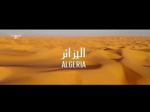 Algeria in 4K - by drone  ( Touristic places in Algeria )