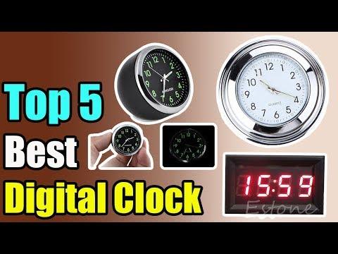 5 Best Digital Clock