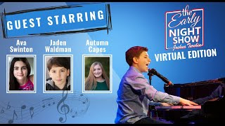 S3 Ep8 Ava Swinton talks acting, Jaden Waldman talks Broadway, Autumn Capes goes On With The Show